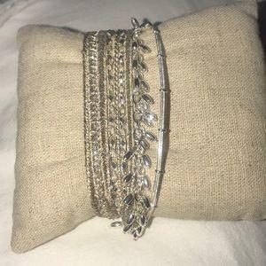 Stella & Dot convertible wrap bracelet